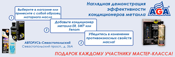 Мастер-класс в АВТОРУСЬ-Севастопольский
