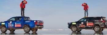 Арктическая экспедиция на Чукотку с DENSO